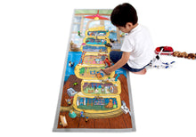 "59"" x 24"" Children's Activity Play Mat"