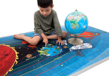 "59"" x 39"" Kids' Space Learning Rug"