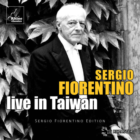 RH-009 | 1CD | Sergio Fiorentino Edition -2- live in Taiwan