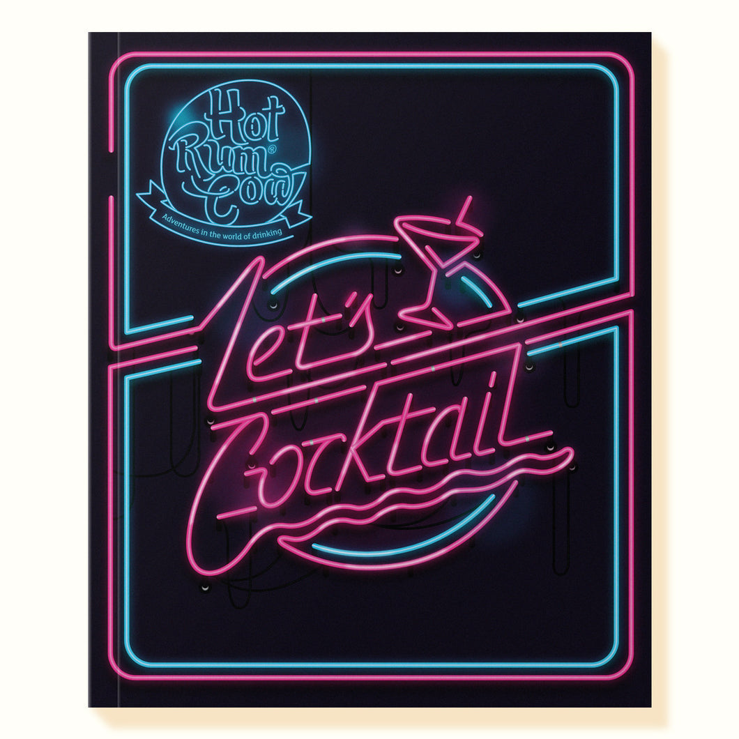 Cover of the Cocktail Issue of Hot Rum Cow
