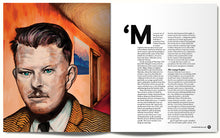 Our Illustrated feature on Malcolm Lowry