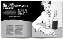 Feature on Kingsley Amis' Everyday Drinking