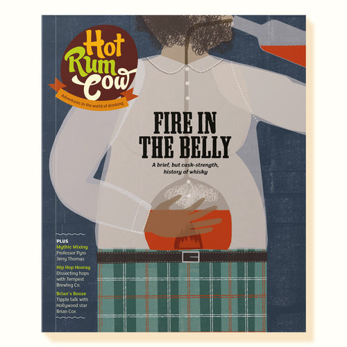 Cover of The Whisky Issue of Hot Rum Cow