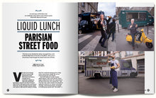 Article on Parisian street food