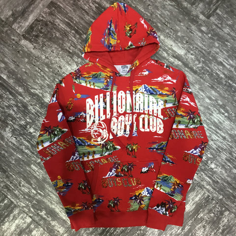 BILLIONAIRE BOYS CLUB ISLAND MEN HOODIE
