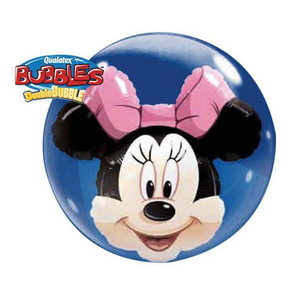 bubble double minnie