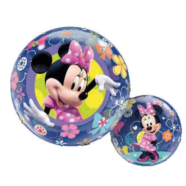 bubble minnie