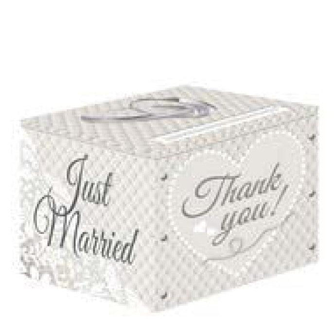 box just married
