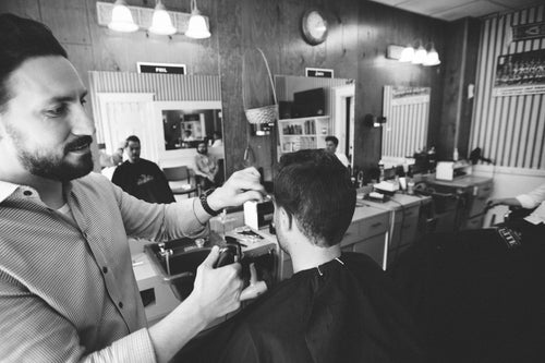 Barber Bookings - Phil