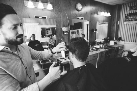 Barber Bookings - Nick