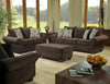 Chocolate Artesia Sofa Group