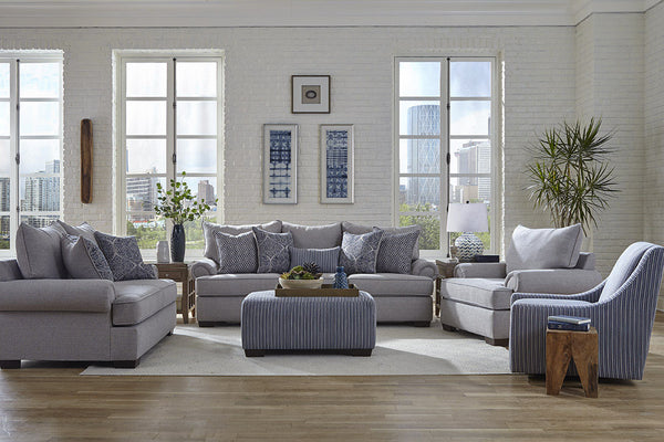 Azure Granite Sofa Group