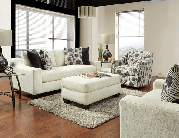Cream Sofa Group