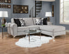 Intermix Dove Sectional Sofa Group