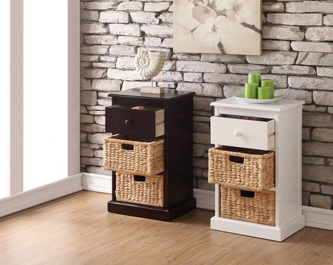 Aspen Wicker Cabinet - Furnlander