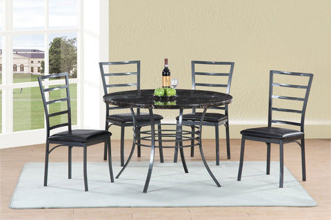Pacifica Round Dining Table - Furnlander