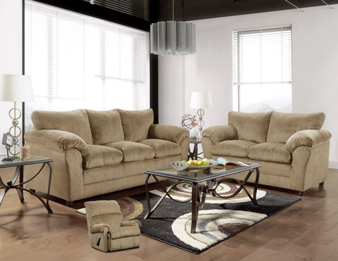 Kelly Bark Sofa Group
