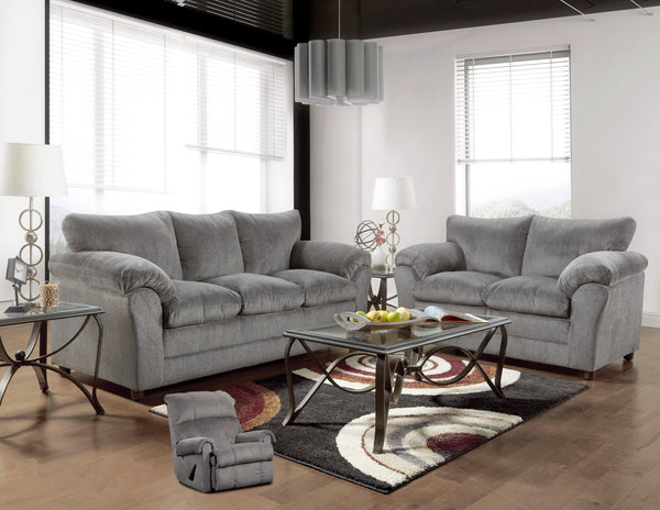 Kelly Gray Sofa Group