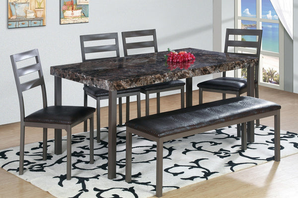 Rocca Dining Table - Furnlander