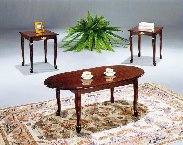 Nashville Coffee Table Set 3 PCS. SET (1C + 2E) - Furnlander