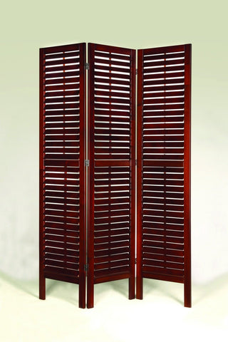 Waka Room Divider Cherry - Furnlander