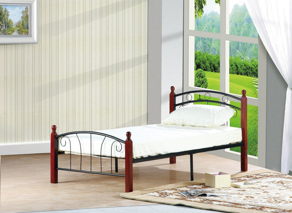 Mario Twin Metal Bed - Furnlander