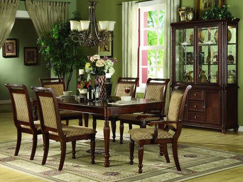 Savannah Formal Dining Table - Furnlander