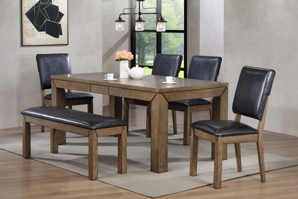 Edison Dining Table - Furnlander
