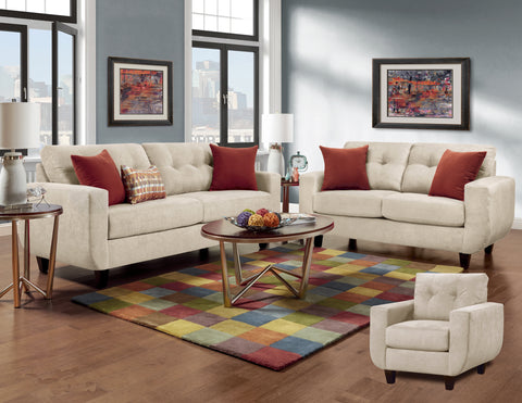 Montana Shell Sofa Group