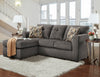 Kelly Gray Sectional Sofa Group