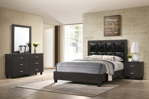 Espresso Bedroom Group
