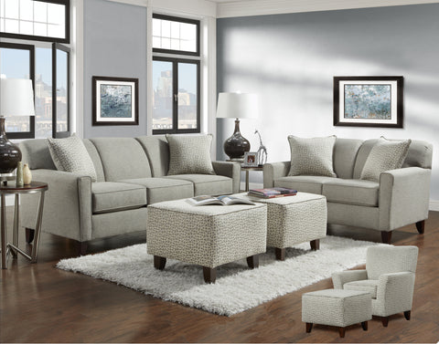 Lucy Slate Sofa Group
