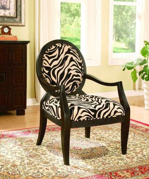 Fairfield Occasional Chair Leopard Print - Furnlander