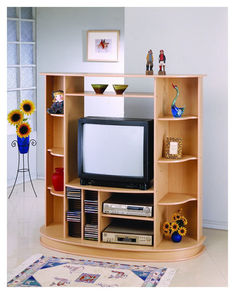 T.V. Natural Stand - Furnlander