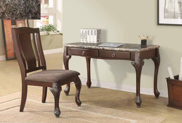 Slaton Writing Desk w/ Chair Set  2 PCS. SET - Furnlander