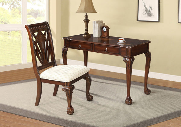 Graystone Writing Desk w/ Chair Set  2 PCS. SET - Furnlander
