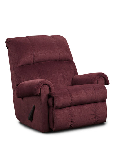 Kelly Burgundy Recliner