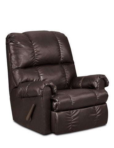 Cardinal Recliner - Brown - Furnlander
