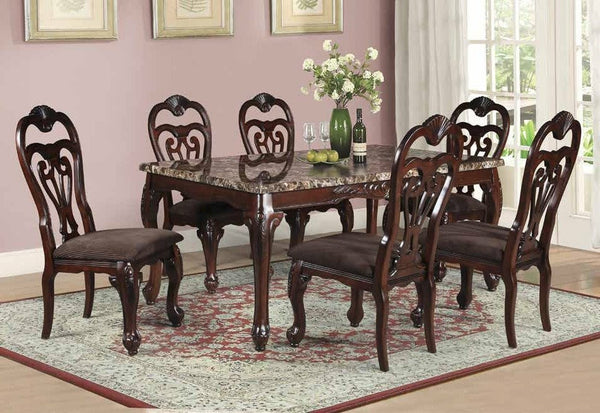 Regalia Dining Table - Furnlander