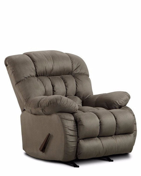 Buenos Aires Recliner - Graphite - Furnlander