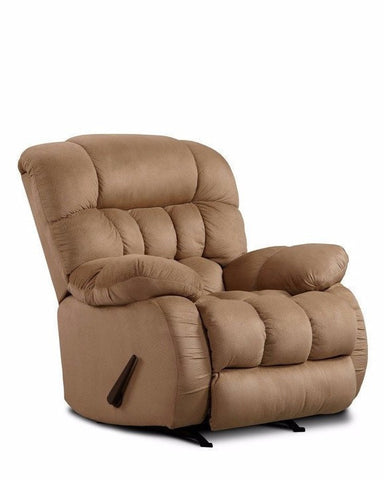 Buenos Aires Recliner - Taupe - Furnlander
