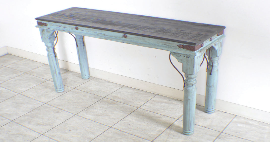 Brilliant Rustic Indian Sofa Table Pacific Imports Inc Pabps2019 Chair Design Images Pabps2019Com