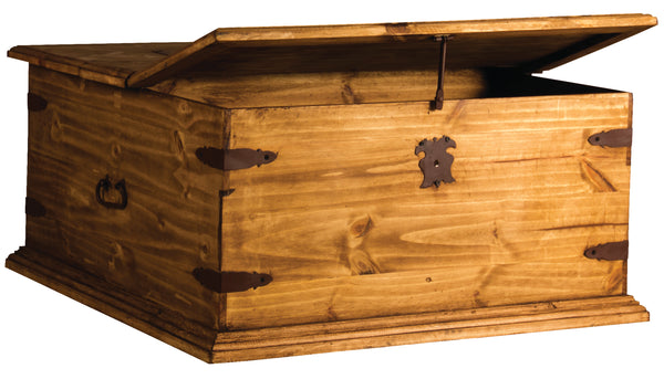 Rustic Storage Trunk