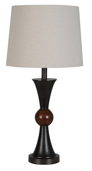 Claydon Metal Table Lamp - Furnlander