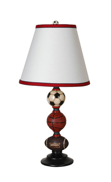 Julianna Polyresin Table Lamp - Furnlander