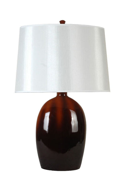 Milan Polyresin Table Lamp - Furnlander