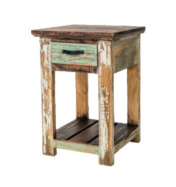 Rustic Cabana Night Stand