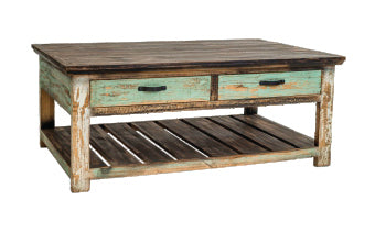 Rustic Cabana Coffee Table
