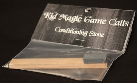 Kid Magic Game Calls Call Glass Conditioning Stone