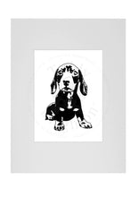 Teddy Brighton VIP Customised Collection - Hand Illustrated Digital Pet Pawtrait